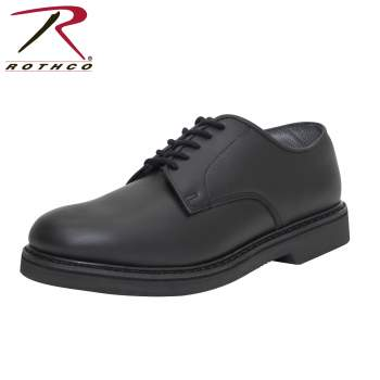 Rothco Military Uniform Oxford Leather Shoes, oxford shoes, military uniform shoes, police shoes, uniform shoe, uniform oxford, back shoes, soft sole shoe, soft sole, military uniform oxford, military shoe, casual oxford, dress oxford, casual shoes, dress shoes, leather shoe, military style shoes, black oxford shoes, dress oxfords,  oxford sneaker shoes, black leather oxford shoes, oxfords