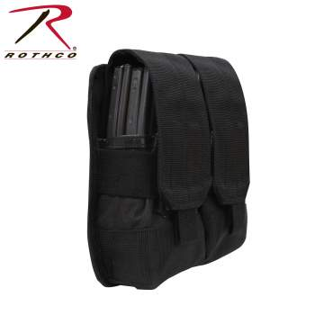 Rothco MOLLE Universal Double Rifle Mag Pouch, molle, molle pouches, molle attachments, molle mag pouches, molle systems, molle accessories, molle magazine pouches, Tactical Molle, tactical molle pouches, tactical molle attachments, tactical molle mag pouches, tactical molle systems, tactical molle accessories, tactical molle magazine pouches, Military Molle, Military molle pouches, Military molle attachments, Military molle mag pouches, Military molle systems, Military molle accessories, Military molle magazine pouches, military molle rifle mag pouches, tactical molle double rifle mag pouches, molle double rifle magazine pouches, military molle double rifle magazine pouches, tactical molle double rifle magazine pouches, m16, ak47, universal