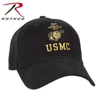 USMC, U.S.M.C, the marines, USMC Hat, USMC Cap, marines baseball cap, marines baseball hat, usmc baseball hat, Globe and anchor marines cap, globe and anchor insignia, insignia cap, The United States Marine Corps.