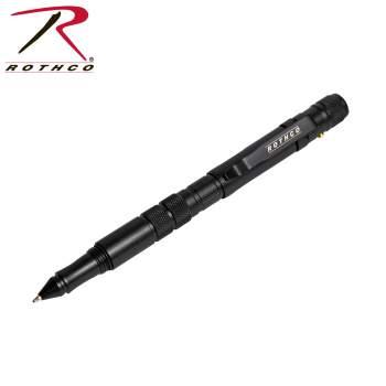 Rothco Tactical Pen / Flashlight, Tactical Pen Flashlight, Tactical Pen, Pen, Pen And Flashlight, Pen Flashlight, Combat Pen, Tactical Ink Pen, Tactical Self Defense Pen, Tactical Pen Knife, Defense Pen, Survival Pen, Assault Pen, Pen Light, Self Defense Pen, multitool, flashlight, tactical tool, pen