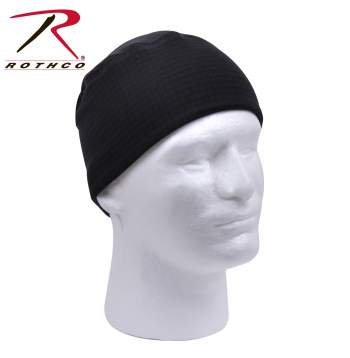 watch cap, military watch cap, fleece watch cap, fleece cap, grid fleece hat, fleece hat, Rothco Grid Fleece Watch Cap, watchcap, watch caps, beanie hat, beanie, knit cap, knit cap beanie, fleece beanie, fleece, cold weather hat, winter hat, winter cap, Gen III Level 2, gen iii, gen 3,