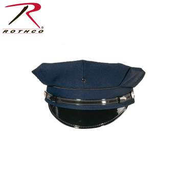 Rothco 8 Point Police/Security Cap, Rothco, 8 Pt, Navy Blue, Police, Security, Cap, hat, 8 point, eight point, police uniform, security uniform, police hat,police cap, security hat, security cap, police equipment gear, duty gear, cop hat, police cap, American police hat, police dress hat, police cap, police officer hat, police uniform cap, police uniform hat, law enforcement hat, law enforcement cap, police officer cap, security hats & caps, security guard hat, security cap, utility cap, utility hat, police utility hat, 8 point hat, 8 point police hat, utility covers