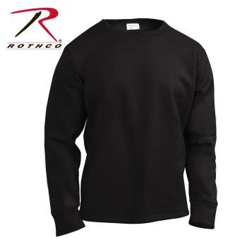 Rothco,Polypro,Top,crew neck,black,military polypro,polypropylene clothing,polypro thermals,polypro underwear,polypro shirts,thermals,polypropylene underwear,thermal tops,Extreme,Extreme cold,ECWCS underwear,ECWCS tops,foliage,Extreme Cold,Crew Neck,Sand,Thermal Underwear,Underwear,Crew,Neck,brown,ecwcs tops,poly,polyester,extreme cold weather clothing,extended cold weather clothing system,ecwcs,military cold weather gear,cold weather gear,military winter gear,army ecwcs
