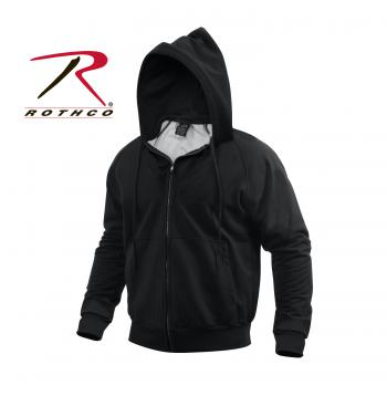 thermal sweatshirt, sweatshirt, zippered sweatshirt, thermal lined sweatshirt, thermal lined sweatshirt, zippered hoodie, hoodie, thermal hoodie, front zip hooded sweatshirt,