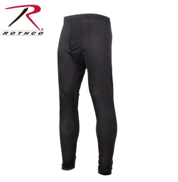 Rothco Gen III Silk Weight Bottoms,underwear,ecwcs gen 3,silk weight,pants,underpants,under pants,polyester,moisture wicking,anti-microbial,ecwcs,bottoms,silk weight underwear,extreme cold weather clothing,extended cold weather clothing system,ecwcs,military cold weather gear,cold weather gear,military winter gear,army ecwcs,rothco