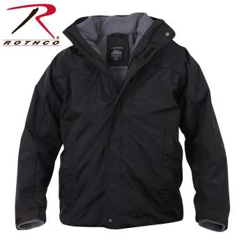 Rothco All Weather 3-In-1 Jacket, all-weather jacket, 3 season jacket, jacket, winter coats, all-weather jackets, winter coat, cold weather jackets, spring jackets, weather jackets, coats, outerwear, winter coats, military jacket, tactical jacket,  winter jacket, waterproof jacket, fleece, removable liner, waterproof, all weather, all weather jacket, 3 in 1 jacket, weather jacket, all weather jacket with hood, jacket weather, jacket, waterproof jacket, water-resistant jacket, three in one jacket, 3n1 jacket, all season jacket, all-season jacket