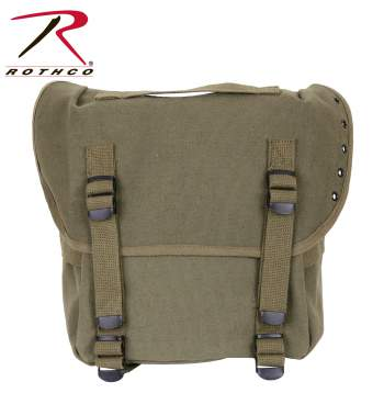 Rothco G.I. Style Canvas Butt Pack, butt pack, buttpacks, fanny packs, military packs, packs, canvas butt pack, canvas pack, military canvas bag, military butt pack, buttpack, waist pack, waist pack army, military fanny pack, Alice buttpack, army fanny pack, military waist pack, army waist bag, military waist bag, military grade fanny pack, Alice gear buttpack, Alice Pack, Alice gear