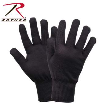 glove liners,polypropylene gloves,winter gloves,cold weather gloves,warm gloves,polypro glove liners,polypro liners,rothco glove liners,gsa glove liners