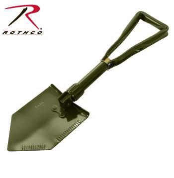 Tri-Fold Shovel, shovel, compact shovel, military shovel, survival shovel, travel shovel, camping shovel, shovels, foldable shovel,zombie,zombies