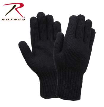 glove liners, wool gloves, winter gloves, cold weather gloves, warm gloves, wool glove liners, wool liners, rothco glove liners,