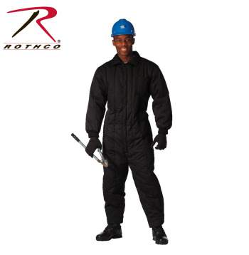 Insulated coverall, coveralls, workwear, jumpsuit, overall, work clothes, work clothing, overalls,  coveralls, boiler suit, insulated flight suit, work jumpsuit,