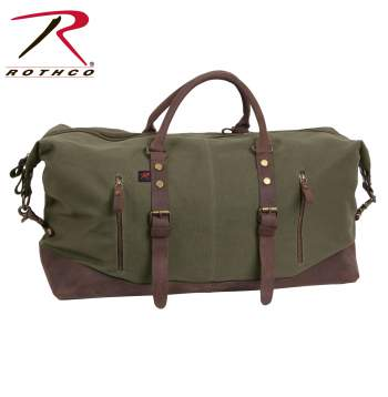 Rothco Deluxe Long Weekend Bag