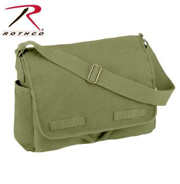 Canvas Classic Messenger Bag, Canvas messenger bag, military style messenger bag, jack bauer messenger bag, shoulder bag, classic messenger bag, vintage bags, vintage messenger bag, school bag, book bag, over the shoulder bag, bike messenger bag, wholesale, 24 bag, bag from 24, military canvas bag, crossbody bags, cross body bags, rothco bags, rothco messenger bags, rothco canvas bags