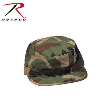 Rothco Fatigue Cap,fatigue hat,fatigue cap,woodland camo fatigue cap,woodland camo fatigue hat,olive drab fatigue cap,olive drab fatigue hat,black fatigue cap,black fatigue hat headwear,hat,cap,poly cotton cap,poly cotton fatigue cap