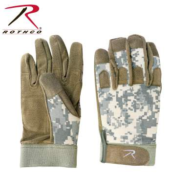 tactical gloves, acu tactical gloves, military gloves