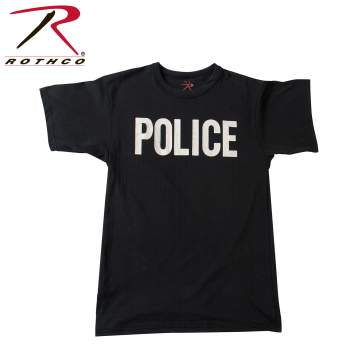 police tee, police t-shirt