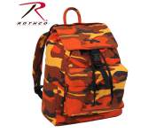 backpack,back pack,canvas bag,military canvas bag,day pack,back pack bags, rothco canvas bags, rothco day pack, rothco canvas backpack, rothco bags, canvas rucksack, Rothco Canvas Daypack, Canvas Daypack, camo backpack, camo pack, camo bag, camo daypack, camouflage pack, camouflage backpack, camouflage bag, camouflage daypack, purple camo, orange camo, black and white camo, pink camo, red camo, colored camo, colored camo bag, orange camo bag, orange camo backpack, black and white camo bag,