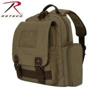 sling backpack, backpack, sling bag, vintage canvas bag, sling bag, canvas sling bag, backpack, rothco bag, rothco backpack, shoulder backpack, travel bag, travel backpack, vintage canvas bag, vintage backpack, military bag, canvas military bag, small bag, small backpack, compact backpack,