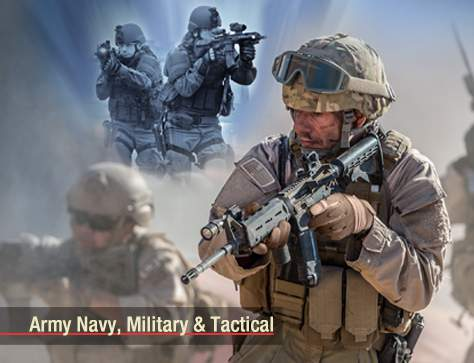 Army Navy, Military & Tactical
