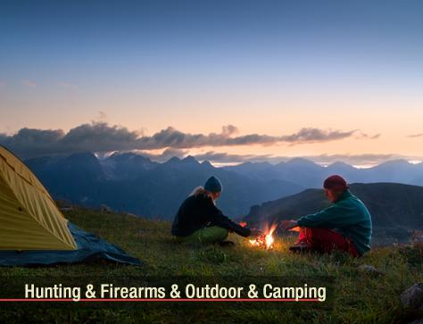Hunting, Firearms, Outdoor & Camping